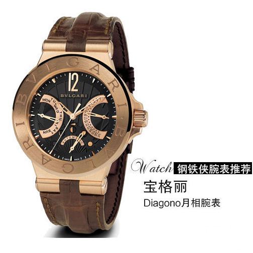 这款腕表的陶瓷钛金款限量300枚,正好适合托尼·史塔克这样的高