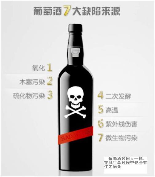 然而,某些酵母可能成为葡萄酒酿造过程的害群之马,另外,某些外来的微